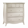Bella Five Drawer Dresser