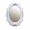 Bella Rose Oval Mirror