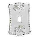 Bella Single Light Switch Plate Cover