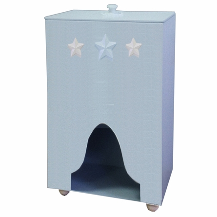 Bella Star Standing Floor Diaper Caddy