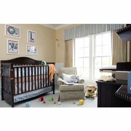 Bellini Bella Convertible Crib By Bellini
