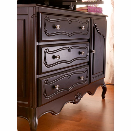 Bellini Carly Dresser with Door