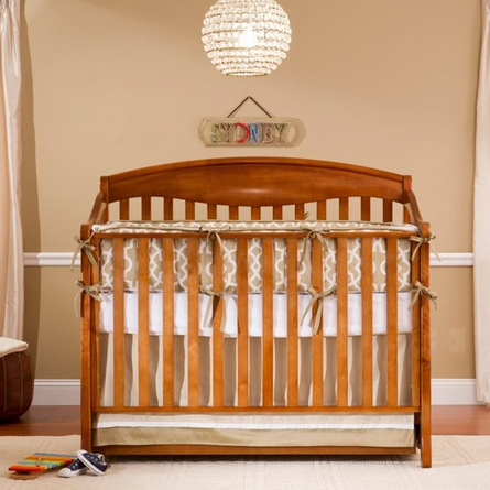 How To Convert Bellini Crib To Full Bed
