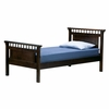 Bennington Twin Bed in Espresso