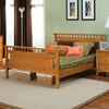 Bennington Twin Bed in Honey