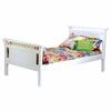 Bennington Twin Bed in White