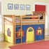 Bennington Twin Loft with Tent Options in Honey