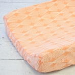 Bentley's Butterfly Changing Pad Cover
