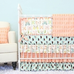 Bentley's Butterfly Crib Bedding Set