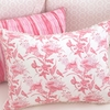 Berry Anouk and Shell Violine Boudoir Pillow