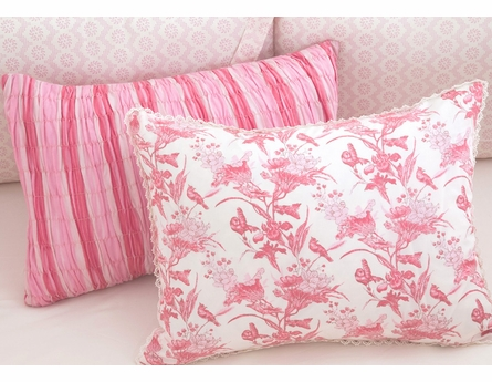 Berry Anouk Crib Bedding - 3 Piece Set