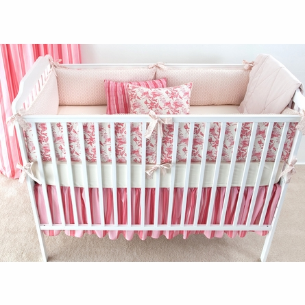 Berry Chloe Crib Skirt