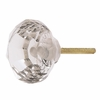 Betsy Crystal Faceted Knob