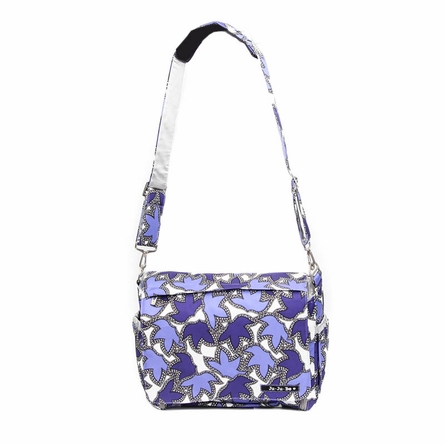 Better Be Diaper Bag in Lilac Lace