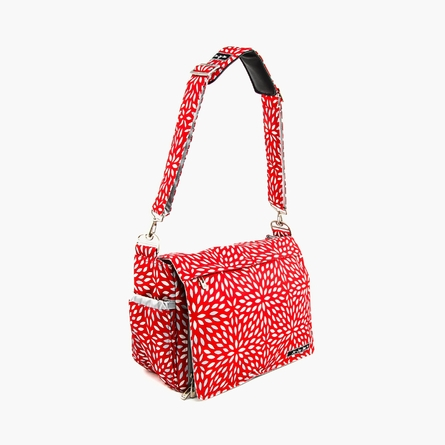 Better Be Diaper Bag in Scarlet Petals