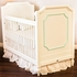 Beverly Crib with Moulding