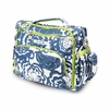 BFF Diaper Bag in Cobalt Blossoms