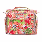 BFF Diaper Bag in Perky Perennials