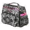 BFF Diaper Bag in Shadow Waltz