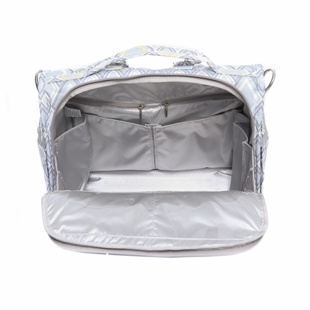 BFF Diaper Bag in Silver Ice