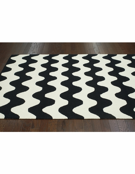 Bibba Rug in Black