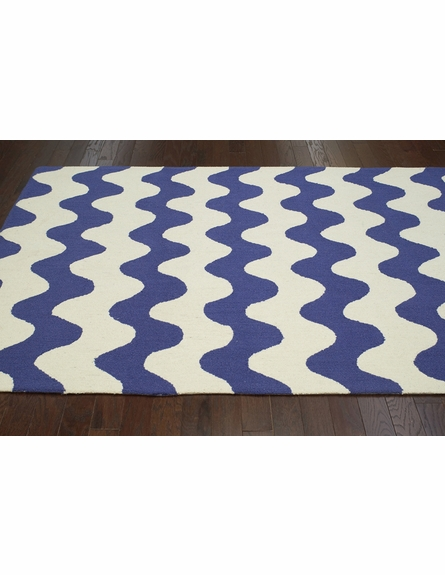 Bibba Rug in Blue