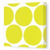 Big Dots Canvas Wall Art