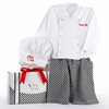 Big Dreamzzz Baby Chef Three Piece Layette
