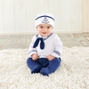 Big Dreamzzz Baby Sailor 2-Piece Layette Set