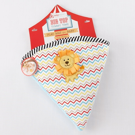 Big Top Tummy Time Circus Playmat