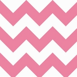 Big Zig Zag in Hot Pink
