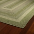 Bimini Braided Rug in Celery