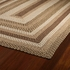 Bimini Braided Rug in Mocha