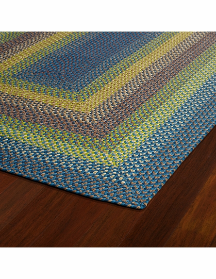 Bimini Braided Rug in Multi