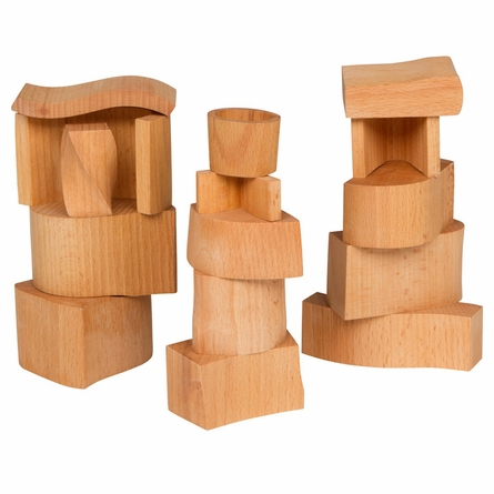 BiModals Wood Blocks