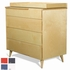 Birch 11 Ply Changing Table Dresser