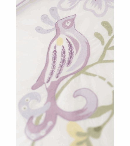 Bird of Paradise Reversible Duvet Cover
