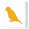 Bird Silhouette Canvas Wall Art