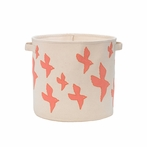 Birds Small Storage Bin