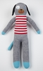 Blabla Andiamo Knit Doll - Large