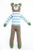 Blabla Berry Knit Doll - Small