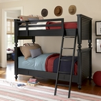 Black All American Bunk Bed