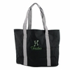 Black Personalized Tote Bag