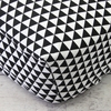 Black Triangles Crib Sheet