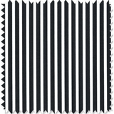 Black & White Stripe - Grade A