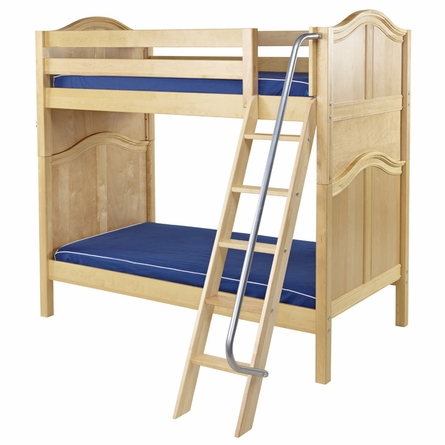 Venti Curved Panel High Bunk Bed