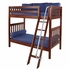 Venti Slatted High Bunk Bed
