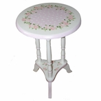 Blauen Pink Side Table