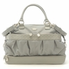 Bleecker Diaper Bag in Gray