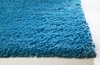 Bliss Rug in Highlighter Blue